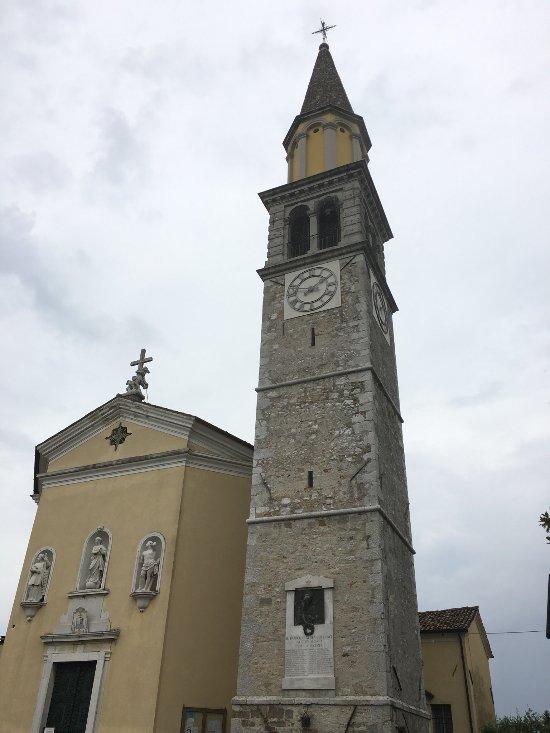 Chiesa-San-Andrea-Sevegliano